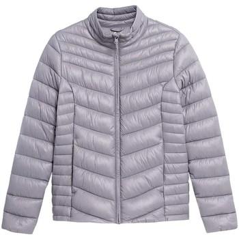 Kleidung Damen Jacken 4F KUDP002 Grau