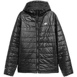 Kleidung Herren Jacken 4F KUMP005 Schwarz