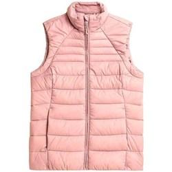 Kleidung Damen Jacken 4F KUDP001 Rosa