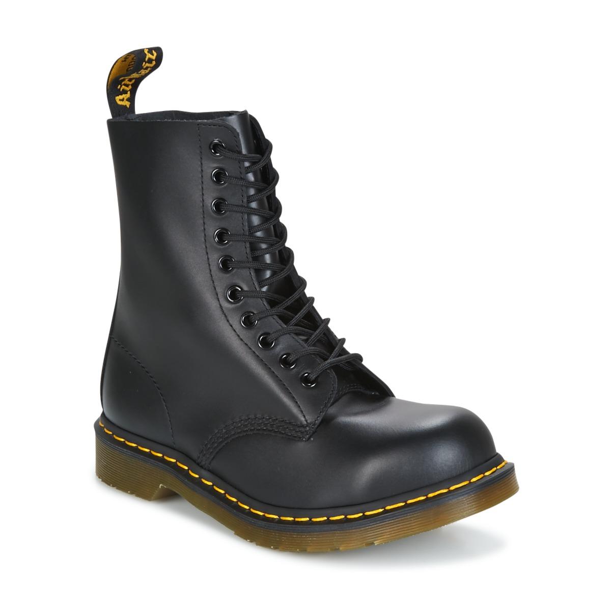 Dr Martens 1919 Schwarz - Kostenloser Versand bei Spartoode ! - Schuhe Boots  143,20 €