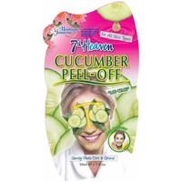Accessoires Masken 7Th Heaven Peel-off Cucumber Mask