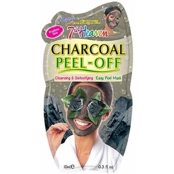 Accessoires Masken 7Th Heaven Peel-off Charcoal Mask