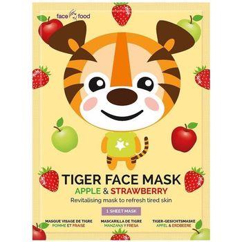 Accessoires Masken 7Th Heaven Animal Tiger Face Mask