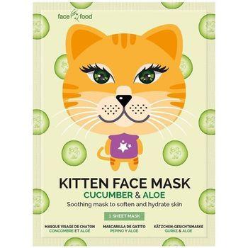 Accessoires Masken 7Th Heaven Animal Kitten Face Mask