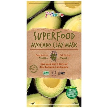 Accessoires Masken 7Th Heaven Superfood Avocado Clay Mask 10 Gr