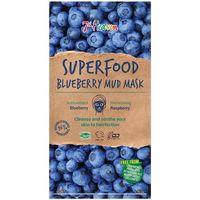 Accessoires Masken 7Th Heaven Superfood Blue Berry Mud Mask 10 Gr