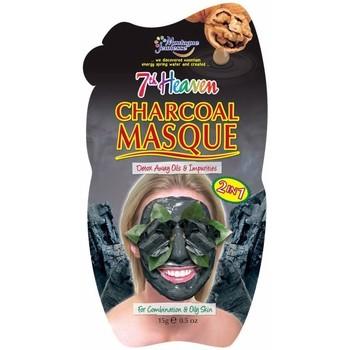 Accessoires Masken 7Th Heaven Mud Charcoal Mask 15 Gr