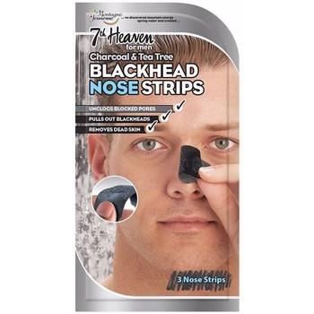 Accessoires Masken 7Th Heaven For Men Black Head Nose Strips