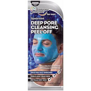 Accessoires Masken 7Th Heaven For Men Deep Pore Cleansing Peel-off Mask