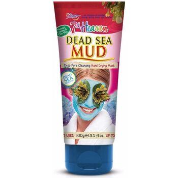 Accessoires Masken 7Th Heaven Mud Dead Sea Mask 100 Gr