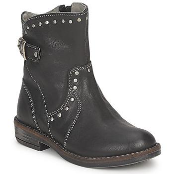 Stiefelletten / Boots Noel FRANCA Schwarz 350x350