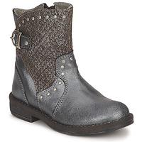 Schuhe Mädchen Boots Noel FRANCA Silbern