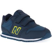 Schuhe Jungen Multisportschuhe New Balance WNN 500 Blu