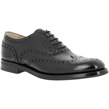 Schuhe Damen Richelieu Church's 56983 Schwarz