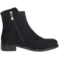 Schuhe Damen Boots Laura Biagiotti 7045 Schwarz