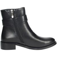 Schuhe Damen Boots Laura Biagiotti 7044 Schwarz