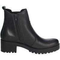 Schuhe Damen Boots Imac 808298 Schwarz