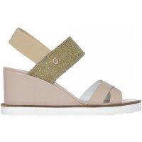Schuhe Damen Sandalen / Sandaletten Armani jeans 925140 7P534 Beige