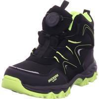 Schuhe Kinder Stiefel Dockers - 47WI704-637190 schwarz