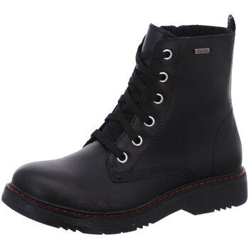 Schuhe Mädchen Stiefel Richter Schnuerstiefel 4600 000460021319900 schwarz