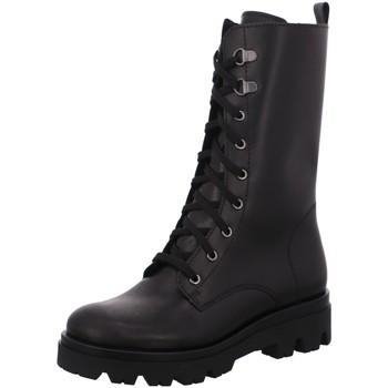 Schuhe Mädchen Stiefel Richter Schnuerstiefel 5850 000585021319900 schwarz