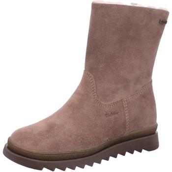 Schuhe Mädchen Stiefel Richter Winterstiefel 4750 000475021112000 beige