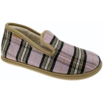 Schuhe Damen Hausschuhe Toni Pons TONIMETZrosa blu