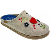 Schuhe Damen Pantoffel Toni Pons TONIMIRIbeige blu