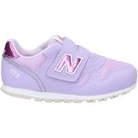 Schuhe Mädchen Multisportschuhe New Balance IZ373GL2 Morado