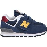 Schuhe Kinder Multisportschuhe New Balance IV574HW1 Azul