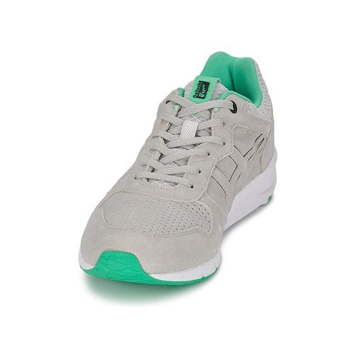 Onitsuka Tiger SHAW RUNNER Herren Grau  Schuhe Sneaker Low Herren RUNNER 70 cec9de