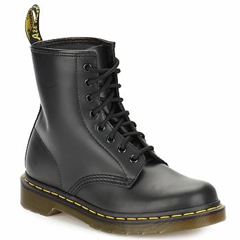 Stiefelletten / Boots Dr Martens 1460 Schwarz 350x350