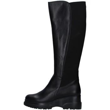 Schuhe Damen Klassische Stiefel CallagHan 27208 SCHWARZ