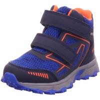 Schuhe Jungen Stiefel Richter - 7871 2192 7202 vulcano/lagoon/lime