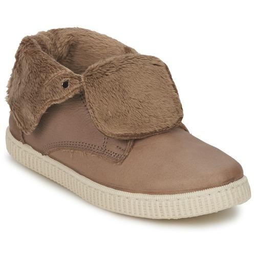 Schuhe Mädchen Sneaker High Chipie SABRINA Beige