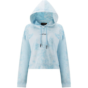 Kleidung Herren Sweatshirts Ed Hardy - Los tigre grop hoody turquesa Blau