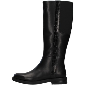 Schuhe Damen Klassische Stiefel Stonefly 216940 Schwarz