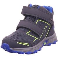 Schuhe Jungen Stiefel Richter - 7871 2191 6401 vulcano/lagoon/lime
