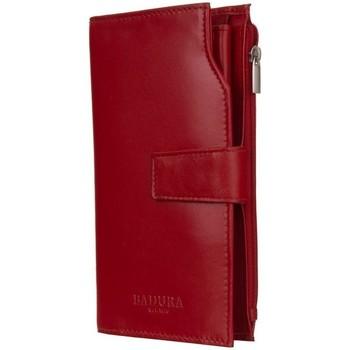 Taschen Damen Portemonnaie Badura POD119CRCE Rot
