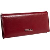 Taschen Damen Portemonnaie Badura B72401PBPR Rot
