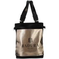 Taschen Damen Handtasche Badura TD134CZCD31135 Schwarz, Golden