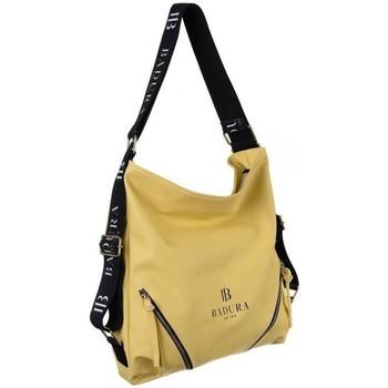 Taschen Damen Handtasche Badura D207ZOLCD Gelb