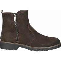 Schuhe Damen Boots IgI&CO Stiefelette Dunkelbraun