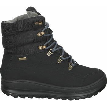 Schuhe Damen Schneestiefel IgI&CO Stiefelette Schwarz