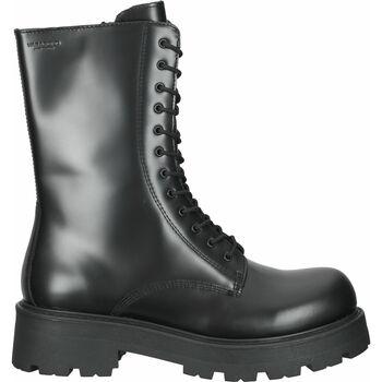 Schuhe Damen Low Boots Vagabond Shoemakers Stiefelette Schwarz