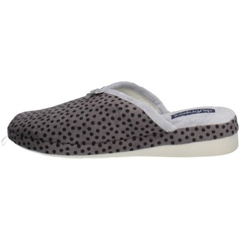 Schuhe Damen Pantoffel De Fonseca VERONA I W740 Grau