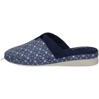 Schuhe Damen Pantoffel De Fonseca VERONA I W704 Blau
