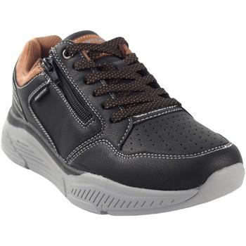 Schuhe Herren Sneaker Low Sweden Kle Zapato caballero  183558 negro Schwarz