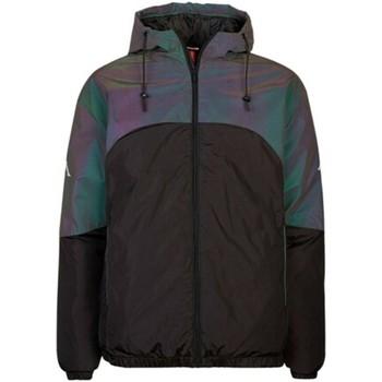 Kleidung Herren Jacken Kappa 311CI5W-A01 Schwarz
