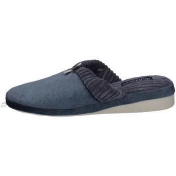 Schuhe Damen Pantoffel De Fonseca VERONA I W741 Blau